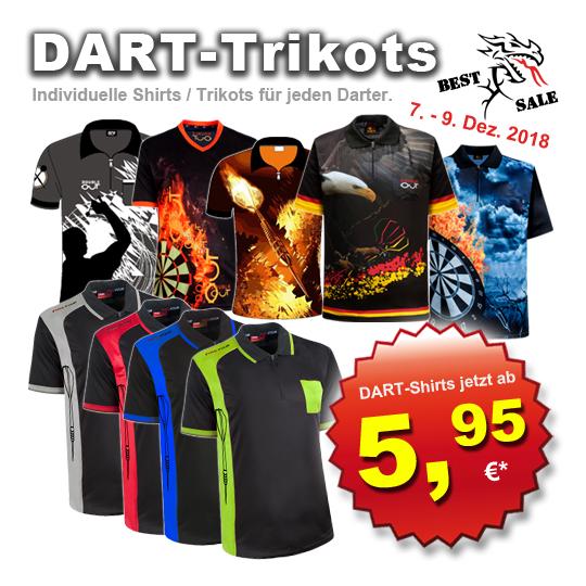 Angebot DART-Shirts