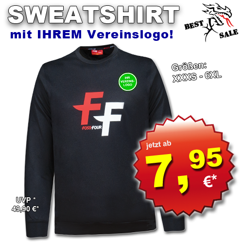 Sweat mit Logo